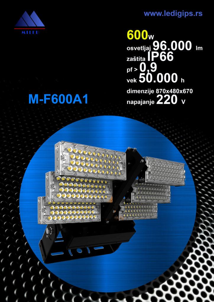 Reflektor 600w.