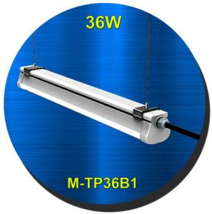 LED Tri-proof, snage 36w