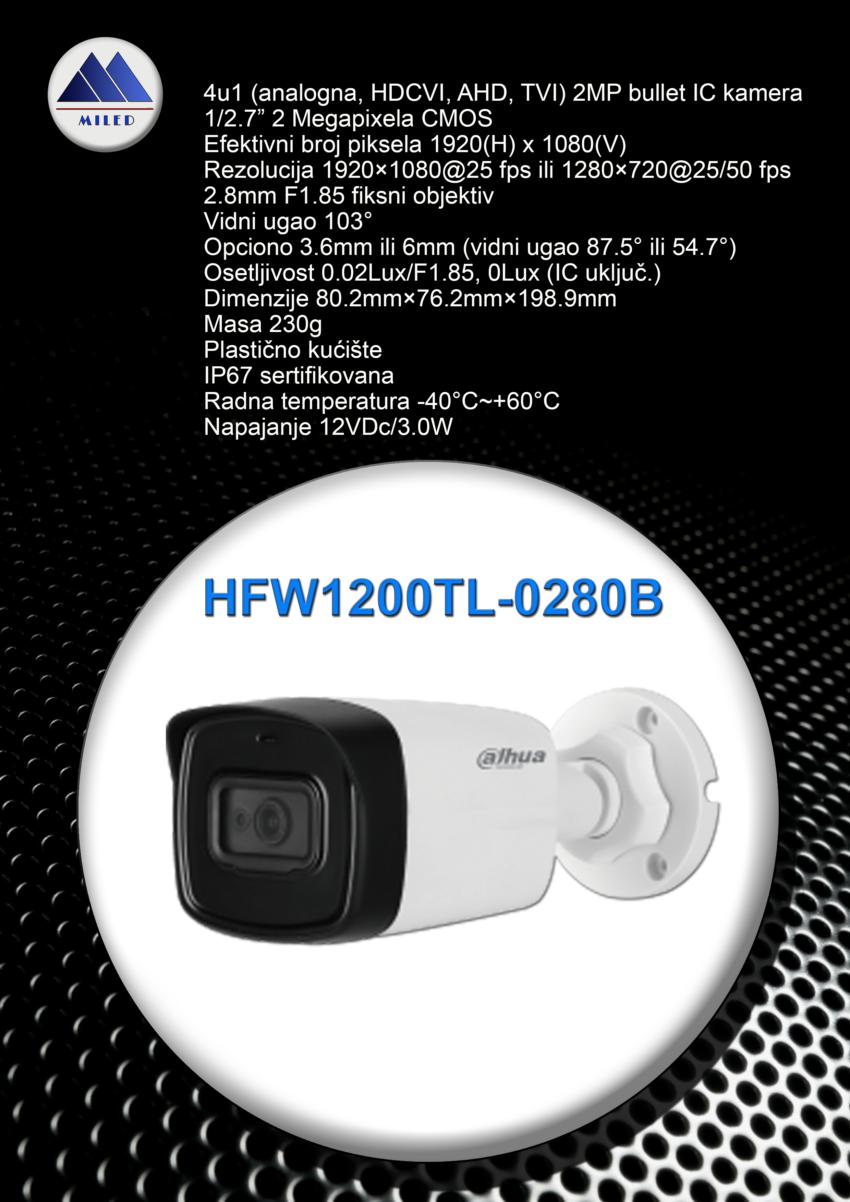 Kamera video nadzora