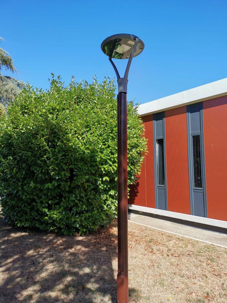 LED 60w parkovska svetiljka