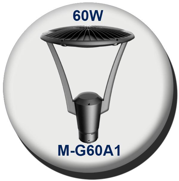 Parkovska svetljka 60w